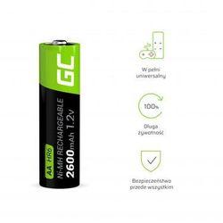 Green Cell Akumulator Green Cell 4x AA HR6 2600mAh