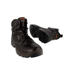 Buty Ecco Track IV High GoreTex męskie mater Leather/Nubu - 14764-00709