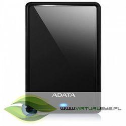 """Dysk HDD ADATA AHV620S-2TU3-CBK HV620 2 TB 2.5"""" USB 3.0 USB 2.0- natychmiastowa wysyłka, ponad 4000 punktów odbioru!"""