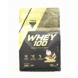 Trec Gold Core Whey 100 900 g Białko czekol-sezam