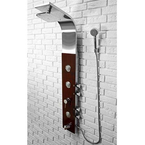 Panel prysznicowy 8859 wenge marki Rea