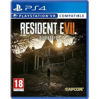 Gry na PlayStation 4, Resident Evil 7 (PS4)