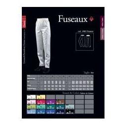 Fuseaux, spodnie damskie, Lewantyna