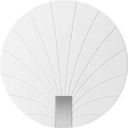 Ładowarka bezprzewodowa bali 5000 mah biała z powerbankiem
