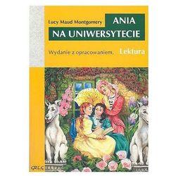 Ania na uniwersytecie (OM) (opr. miękka)