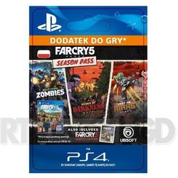 Far Cry 5 - season pass [kod aktywacyjny]