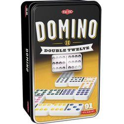 Domino dwunastkowe w puszce z oknem