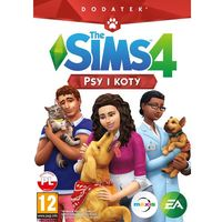 Gry na PC, The Sims 4 Psy i Koty (PC)
