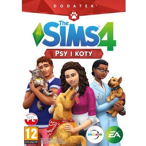 Gry na PC, The Sims 4 Psy i Koty (PC)