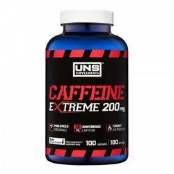 CAFFEINE 200mg 100 kaps.