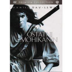 OSTATNI MOHIKANIN (DVD) PREMIUM COLLECTION GALAPAGOS Films 7321910126196