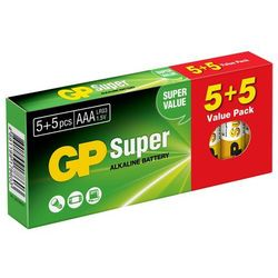 Bateria GP BATTERY Super Alkaline LR03/AAA (10 szt.)