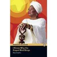 Książki do nauki języka, I Know Why the Caged Bird Sings + MP3. Penguin Readers Contemporary (opr. miękka)