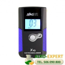 Alkomat ALKOHIT X10