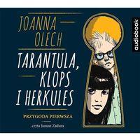 Audiobooki, Tarantula, Klops i Herkules. Przygoda pierwsza CD