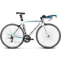 """Rower szosowy Kross VENTO TR 1.0 M (20"""") biały / niebieski połysk 2017 - M (20"""") biały / niebieski połysk"""