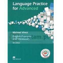 Language Practice for Advanced. Podręcznik bez Klucza + Kod do Ćwiczeń Online (opr. miękka)
