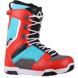 Westige buty snowboardowe Max Blue/Red 47 - BEZPŁATNY ODBIÓR: WROCŁAW!