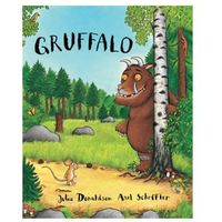 Pozostałe książki, Gruffalo Julia Donaldson
