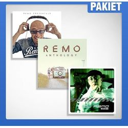 (PAKIET) REMO - Remofere/ Anthology / You Can Dance