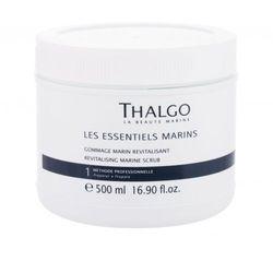 Thalgo Les Essentiels Marins Revitalising Marine Scrub peeling 500 ml dla kobiet