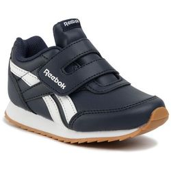 Buty Reebok Royal CLJOG 2 Kc Infants DV9463 CollegiateNavyWhite