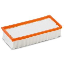 Płaski filtr falisty, papierowy - NT 30/1 Tact; NT 40/1 Tact; NT 50/1 Tact