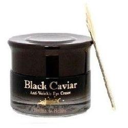 Holika Holika Krem przeciwzmarszczkowy pod oczy na bazie czarnego kawioru, Black Caviar Antiwrinkle Eye Cream 30ml