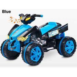 Quad Raptor pojazd na akumulator Toyz Niebieski
