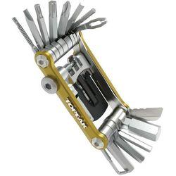 Topeak Mini P30 Narzędzie wielofunkcyjne, złoty 2021 Narzędzia wielofunkcyjne i mini narzędzia