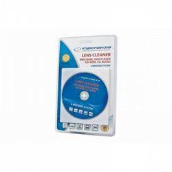 ESPERANZA PŁYTA CZYSZCZĄCA DO CD/DVD/BLU-RAY ES117