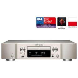 MARANTZ ND8006 SREBRNO-ZŁOTY - sieciowy odtwarzacz CD z trybem | HEOS | Raty 0% | Gwarancja 3-lata