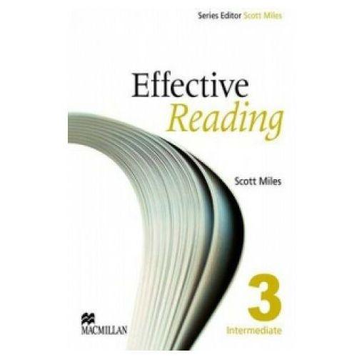 Książki do nauki języka, Effective Reading 3 Intermediate (opr. miękka)
