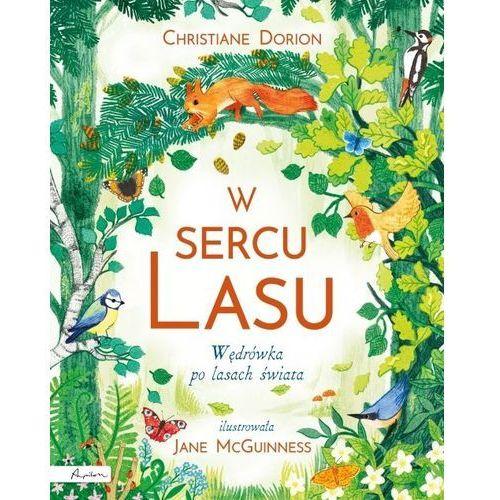 Książki dla dzieci, W sercu lasu (opr. twarda)