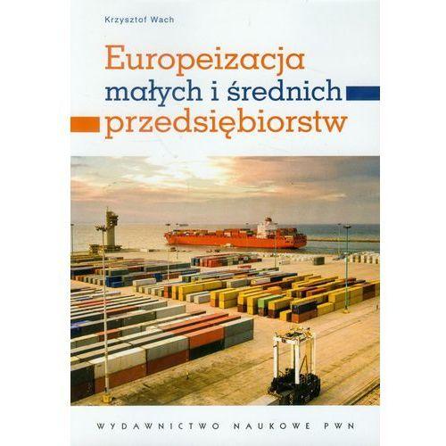 Biblioteka biznesu, Europeizacja małych i średnich przedsiębiorstw (opr. miękka)