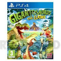 Gry na PlayStation 4, Gigantosaurus (PS4)