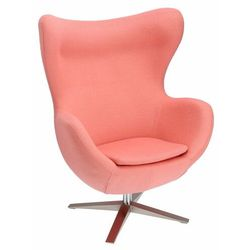 Fotel Jajo Soft wełna różowy XXX - D2 Design - Zapytaj o rabat!