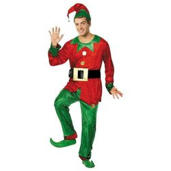 Strój Elf dla dorosłych rozm. M/L