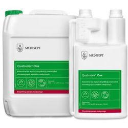 Quatrodes One Medisept 1L - Koncentrat do mycia i dezynfekcji powierzchni nieinwazyjnych wyrobów medycznych