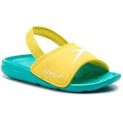 Sandały SPEEDO - Atami Sea Squad Sld Iu 8-11299B943 Blue/Yellow
