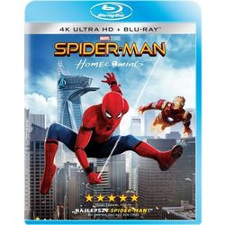 Spider-Man: Homecoming (2D+4K UHD) (Blu-ray) - Jon Watts. DARMOWA DOSTAWA DO KIOSKU RUCHU OD 24,99ZŁ