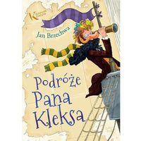 Książki dla młodzieży, Podróże Pana Kleksa - Jan Brzechwa (opr. miękka)