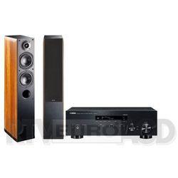 Yamaha MusicCast R-N303D (czarny), Indiana Line Nota 550 X (orzech) - produkt w magazynie - szybka wysyłka! Darmowy transport od 99 zł | Ponad 200 sklepów stacjonarnych | Okazje dnia!