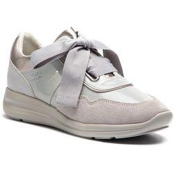 Sneakersy GEOX - D Agyleah A D926CA 0HI22 C1010 Lt Grey