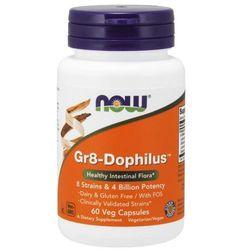 Now Foods Probiotyk Gr-8 Dophilus 60 kapsułek - 60 kapsułek