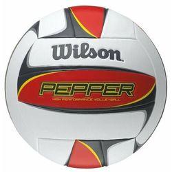 Piłka do siatkówki Wilson PEPPER red 5109