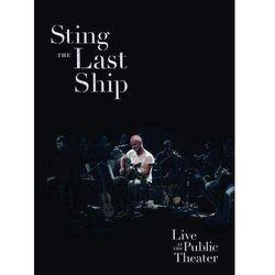The Last Ship (Blu-ray) - Sting (Płyta CD)