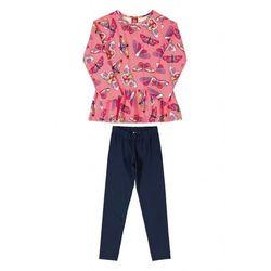 Komplet dziewczęcy bluza+spodnie 4P39A2 Oferta ważna tylko do 2023-10-26