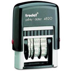 Datownik TRODAT 4820 ISO 4 mm - X06303