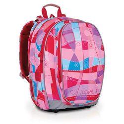 Plecak szkolny Topgal CHI 703 H - Pink